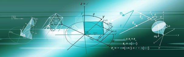geometric image and calculations