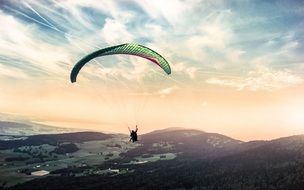 Photo of Paraglider