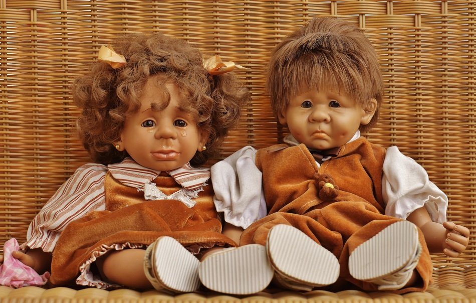 dolls boy and girl