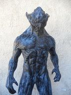 Picture of Monster statuette