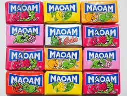 Maoam confectionery