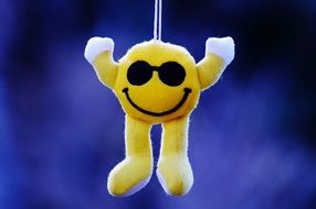 hanging smiley