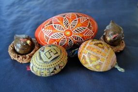 Easter Deco Eggs