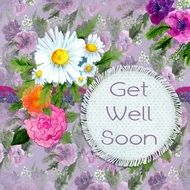 Clipart for Get Well soon