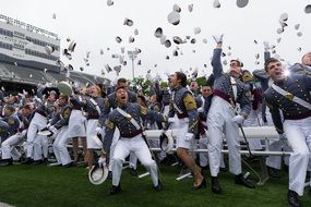 Graduation West Point
