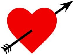 Heart Arrow Love Valentine