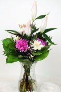 colorful Flowers Bouquet gift