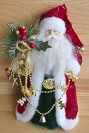 Decoration of Father Christmas