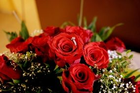 Roses Bouquet Of Roses Flower