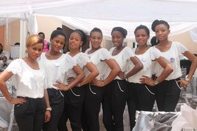 Ushers Hostesses