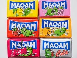 assorted sweetness Maoam