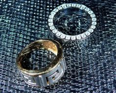 wedding rings as a symbol of loyalty