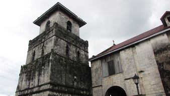 stone catholic building