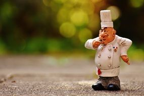 funny cook Chefs figures