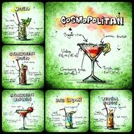 recipes of cocktails