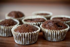 Bake Muffin Delicious Sweet