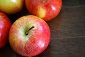 Red Healthy Apple