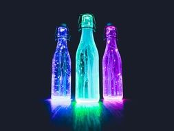 Neon Art Color bottls