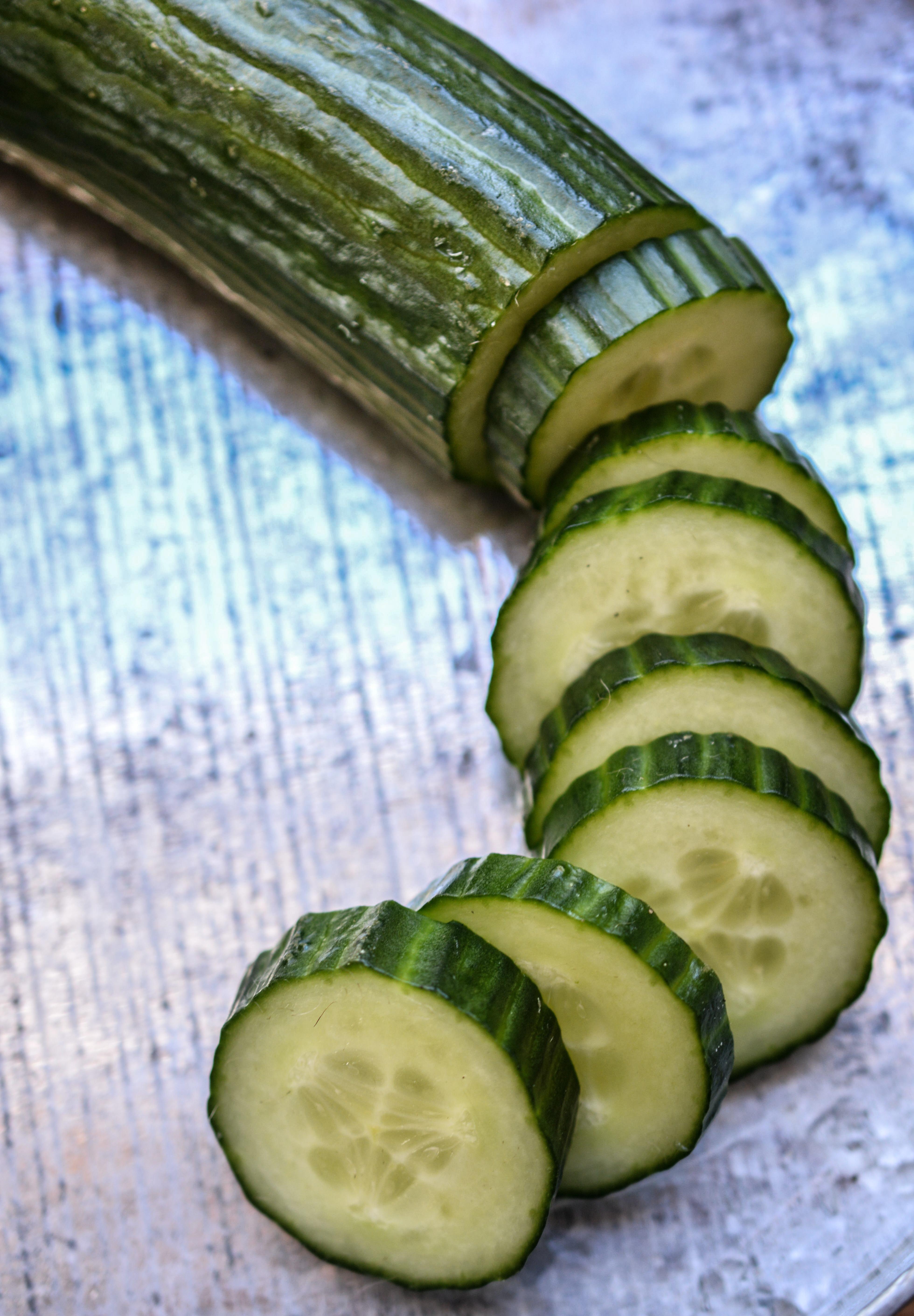 sliced green s