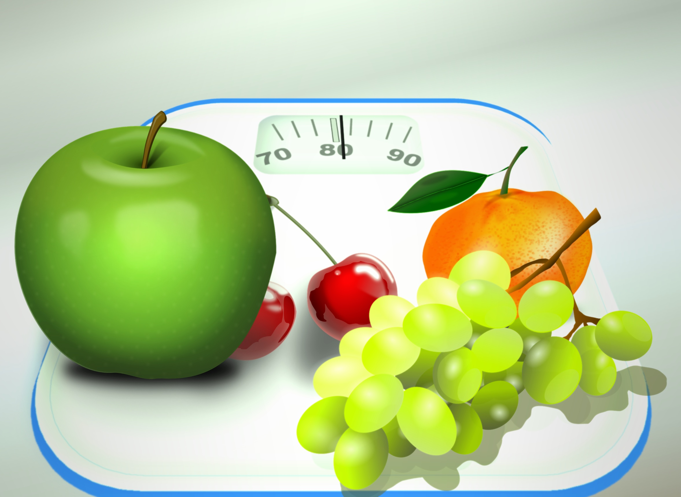 Diet Nutrition Drawing Free Image