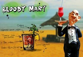 recipe of bloody mary