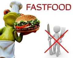 Fast food cooking