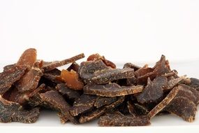 dried African Beef Biltong