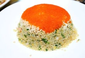 fried rice is an Asian dish