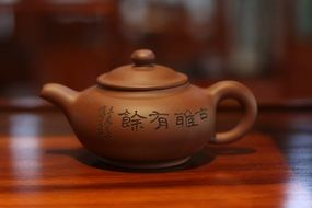 Traditional Pot tea