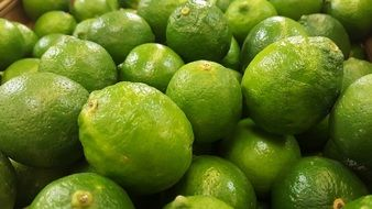 green sour limes