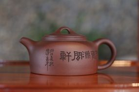 chineese Traditional Pot Tea
