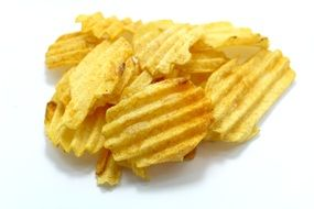 grooved chips