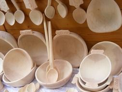 Picture of Wooden Kitchenware