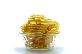 spice Snack fried Potato Food Bowl