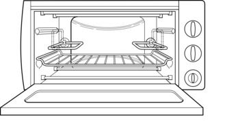 oven pattern