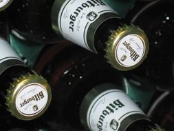 Beer bitburger