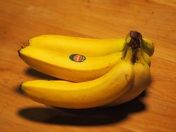 appetizing fresh Banana