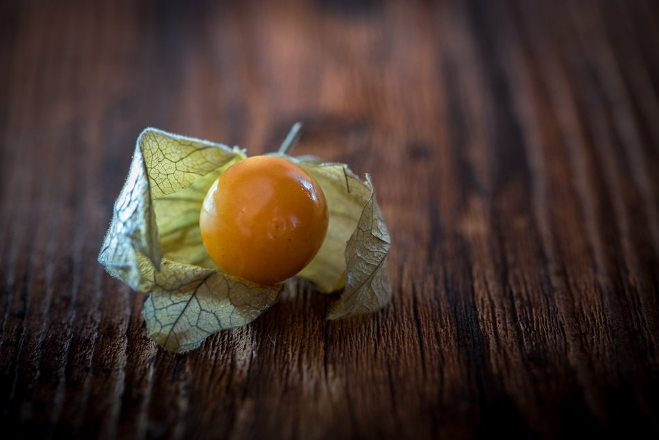 orange Physalis as a natural product
