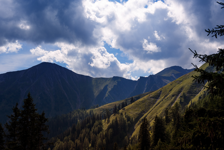 mountain ridge landscap eye - HD1200×801