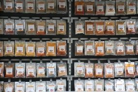 spice bags on the market