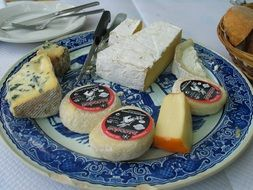 beautiful delicious French Cheese