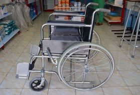 Wheelchair Disabled