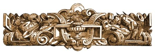 Picture of vintage Border Decoration