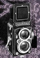 camera as an antique