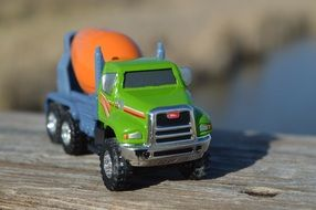 Cement Truck toy
