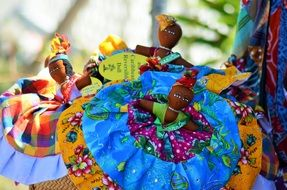 Doll Doll Cloth Creole Doll Toy