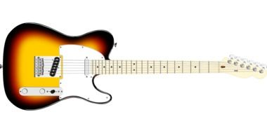 Fender guitar music instrument