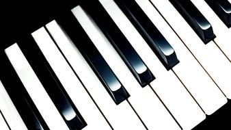 Music Instrument Piano Keys
