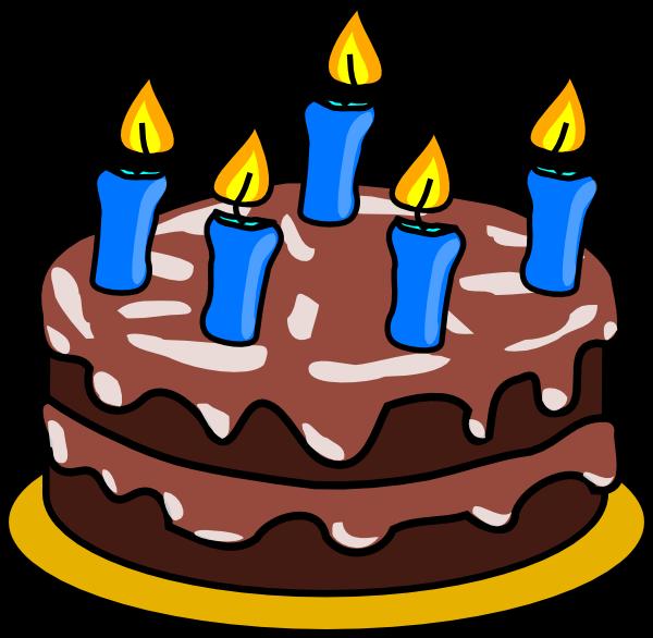 Birthday Cake Clip Art N29 Free Image Download