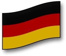 Clickable Germany Flag darwing